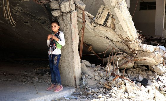 Syria's decade of conflict has taken a massive toll on women and girls.