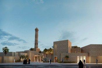 des architectes égyptiens ont remporté le concours pour la reconstruction de la mosquée Al-Nouri à Mossoul, en Iraq