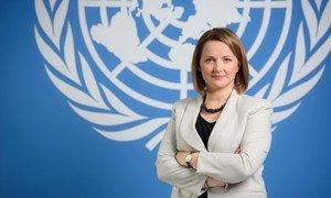 Представитель ООН в Беларуси Иоанна Казана