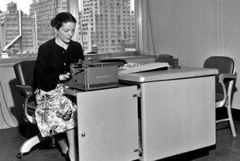 Le travail au bureau pourrait devenir une relique du passé dans le monde post-Covid-19.
