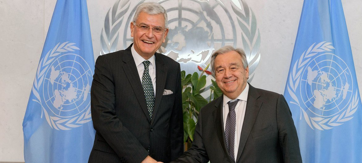 Covid 19 Shows Crucial Role Of The Un Says Next General Assembly President Un News