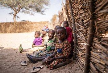 Au Niger, 1,6 million d'enfants vulnérables sont touchés par des crises humanitaires, notamment la fermeture des frontières et les mesures de confinement en lien avec la Covid-19.