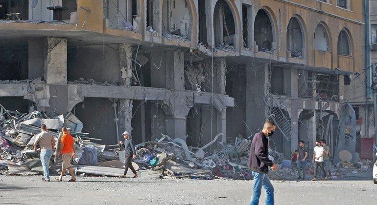 Children bearing brunt of escalating violence between Israelis and Palestinians: UNICEF