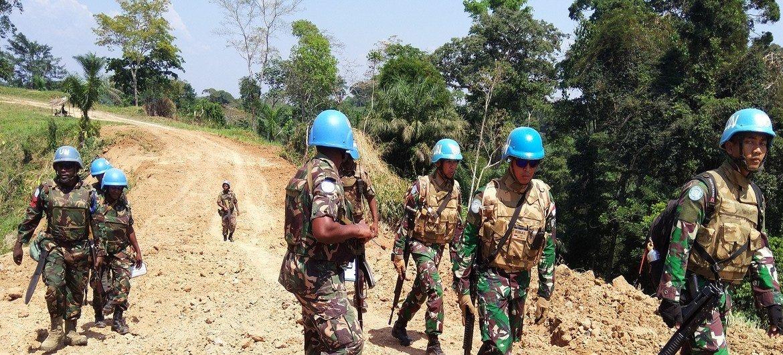 الأمم المتحدة تدين مقتل جندي حفظ سلام إندونيسي في جمهورية ...