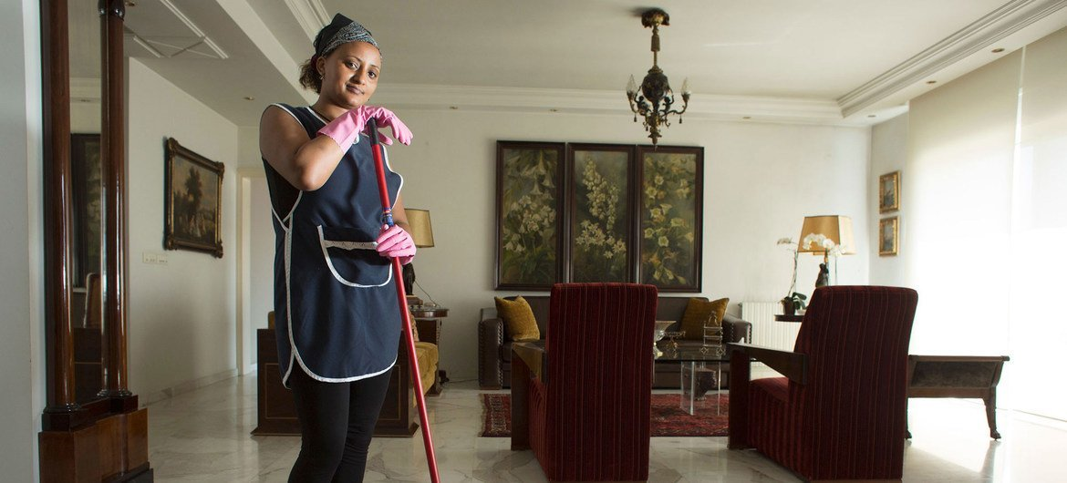 Domestic workers are fighting for recognition as workers and essential service providers.