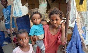 IDP Women in Hodydah