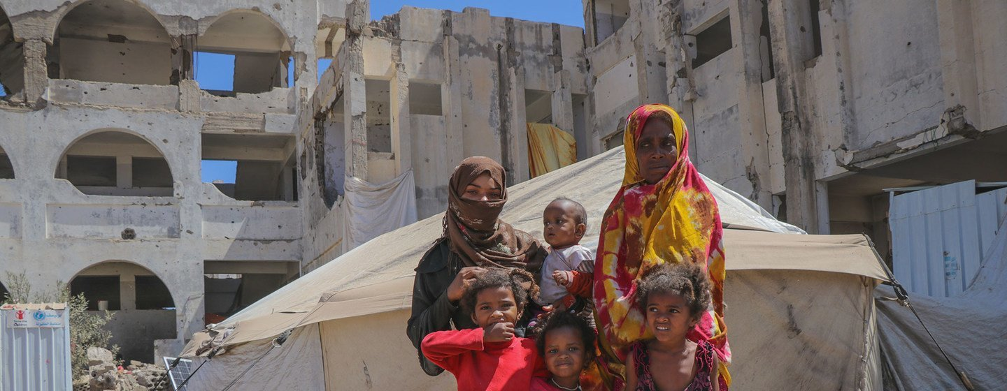 Women are dying in childbirth every two hours in Yemen