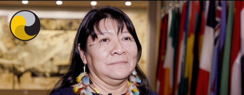 Joenia Wapichana foi a primeira mulher indígena a ganhar uma eleição para o Congresso brasileiro