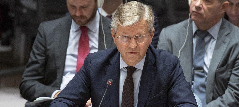 Subsecretário-geral Jean-Pierre Lacroix destacou que situação piorou com o aumento da intensidade dos atuais protestos.