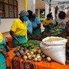 Chongoene é um dos polos onde a ONU Mulheres desenvolve iniciativas empresariais para mulheres rurais.