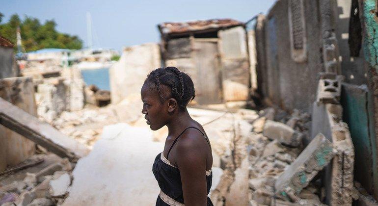 Terremoto que atingiu Haiti deixou mais de 2 mil mortos e 12 mil feridos