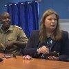 अनु मेल्को दक्षिण सूडान में संयुक्त राष्ट्र मिशन के साथ सुधार इकाई की प्रमुख के रूप में कार्यरत हैं.
