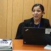 इराक़ में UNAMI कार्यालय कीप्रमुख और सुरक्षा समन्वयक,ज़ोहरा तबौरी