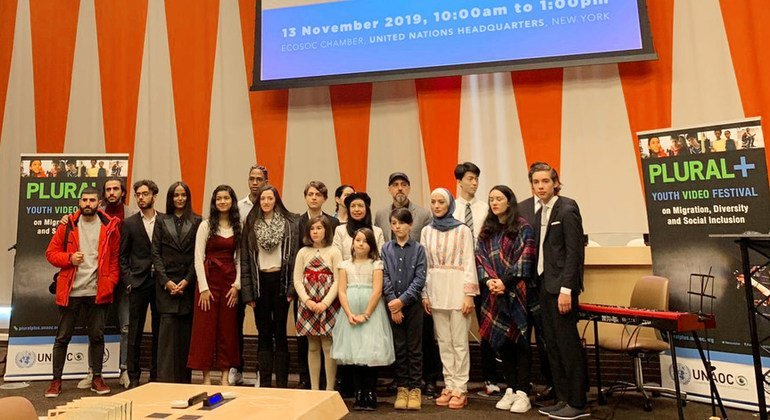 UN film festival encourages young people to promote peace, dialogue and empathy