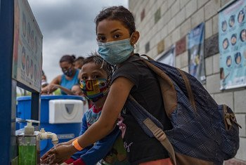 Especialistas da OMS falaram sobre importância de continuar com medidas de prevenção, como lavagem de mãos