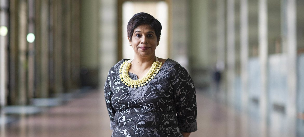 斐济常驻联合国日内瓦办事处代表纳兹哈特·沙米姆·汗当选为2021年联合国人权理事会主席。