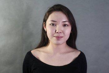 Кызжибек Батырканова увлекается программированием и стремится научить этому интересному делу девушек и женщин в родном Кыргызстане