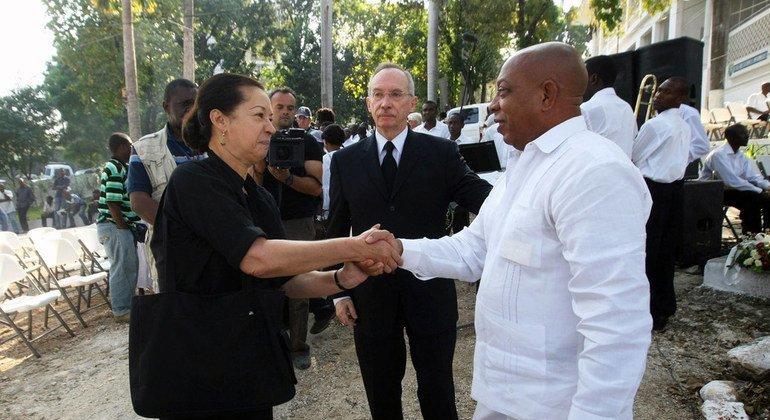 Séisme en Haïti :10 ans après, Michèle Montas se souvient du jour