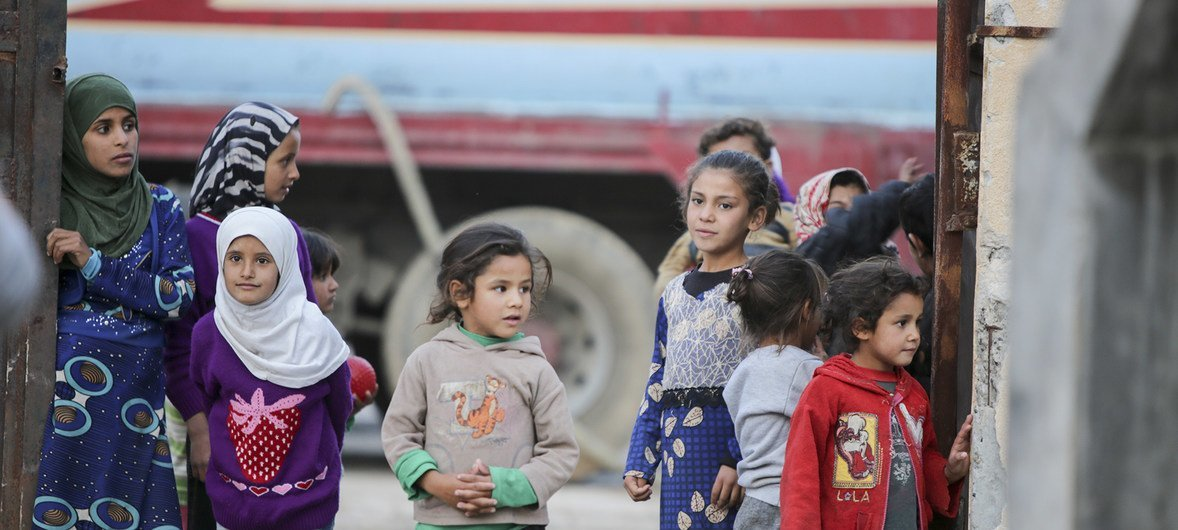 Segundo novo relatório, as crianças no país foram mortas e mutiladas e sujeitas a inúmeras violações pelas partes em guerra.