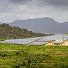 Un système de mini-réseau solaire en Érythrée alimente deux villes rurales et les villages environnants.