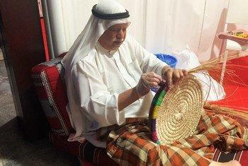 عبدالرضا هلال أبو هلال من قرية كرباباد، وهو متخصص في صناعة السلال. السيد أبو هلال كان مشاركا في معرض أقيم على هامش فعاليات مؤتمر أصحاب الأعمال والمستثمرين العرب، والدورة الثالثة من المنتدى العالمي لرواد الأعمال والاستثمار واللذان أقيما في البحرين في أواخر العام الماضي.