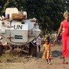 La Mission des Nations Unies en République centrafricaine (MINUSCA) apporte son appui pour rétablir la paix dans ce pays.