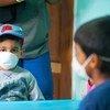 कोविड-19 महामारी के ख़िलाफ़ लड़ाई में मास्क भी एक औज़ार बनकर उभरा है.
