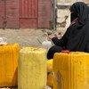 Des milliers de Yéménites ont fui vers Marib en raison des combats en cours.