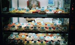 Les producteurs de noix de cajou ne reçoivent qu'une fraction du prix final de leurs produits vendus comme ici en Roumanie.