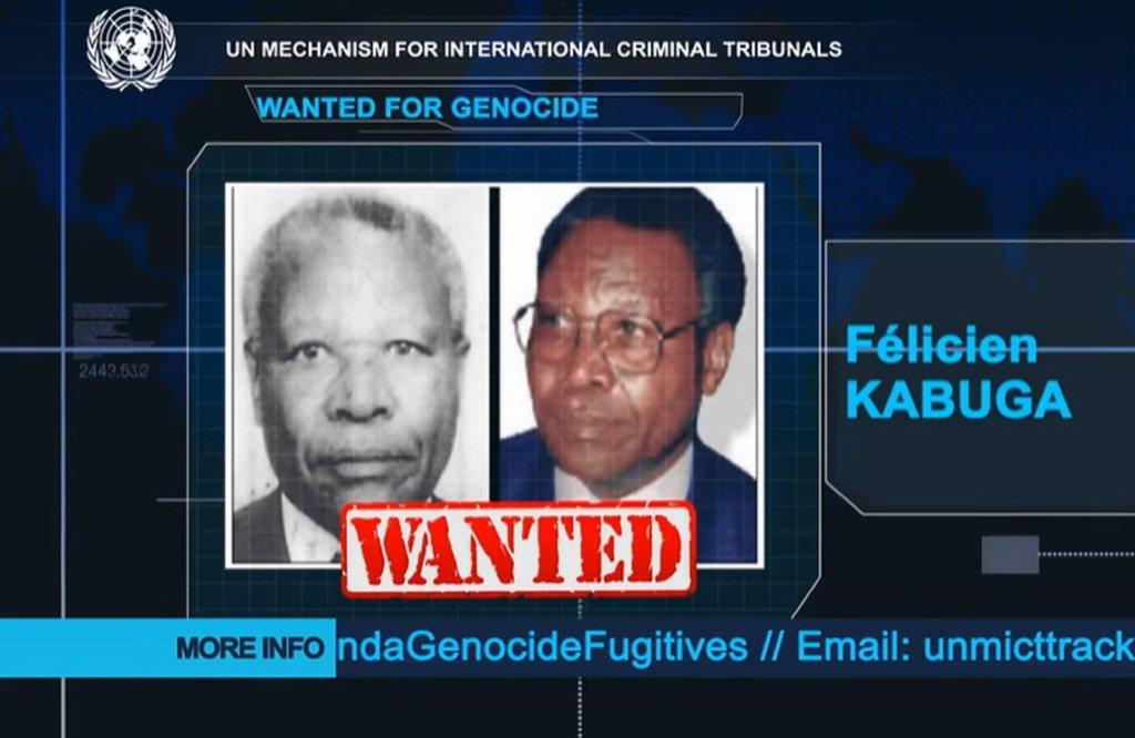 Félicien Kabuga, mmoja wa watoro wa hali ya juu duniani anatuhumiwa kuwa kinara wa mauaji ya Rwanda amekamatwa leo 16 Mei 2020 mjini Paris, Ufaransa.