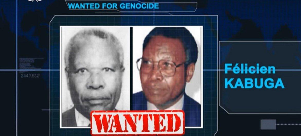 Felicien Kabuga, uno de los fugitivos más buscados del mundo y uno de los presuntos líderes del genocidio de Ruanda en 1994.