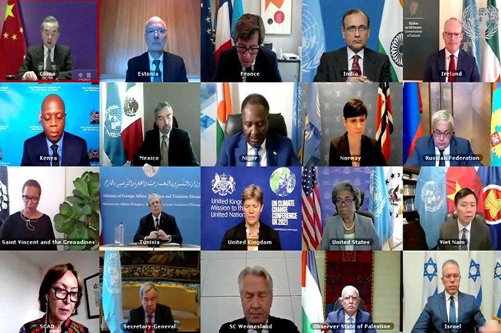 Le Conseil de sécurité a tenu un débat ouvert le dimanche 16 mai sur la situation au Moyen-Orient, y compris la question palestinienne.
