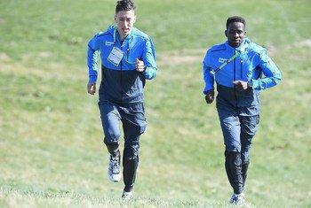 Delegação paralímpica de refugiados ainda não anunciou os nomes, mas pretende enviar até seis atletas para o evento no Japão.