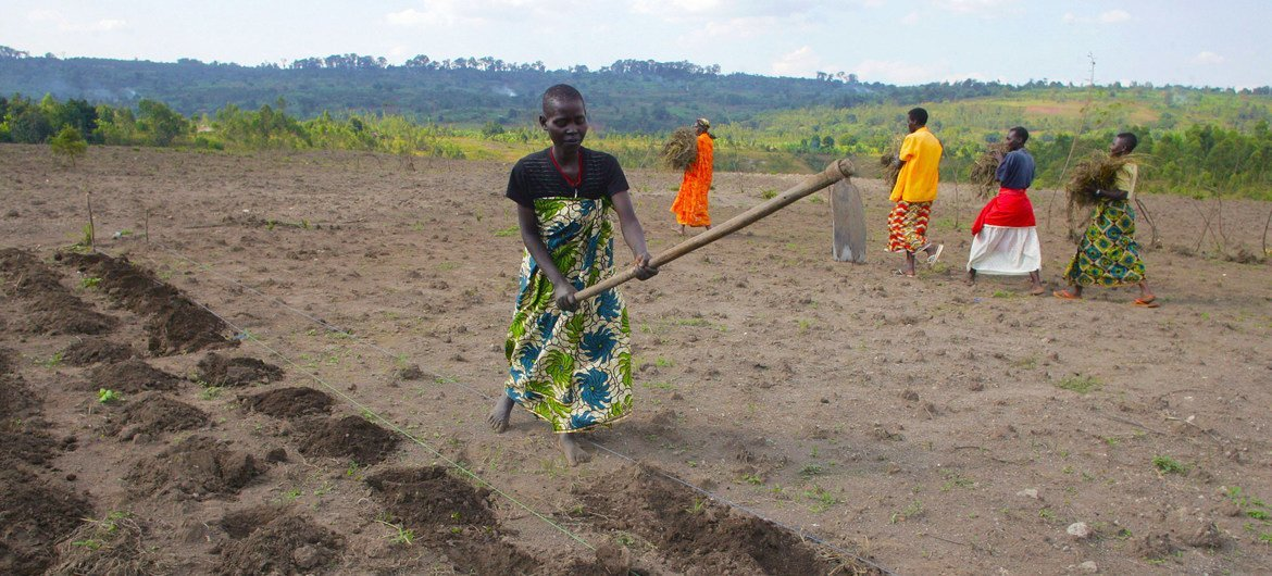 UN chief: Desertification and drought destabilizing well-being of 3.2 billion people