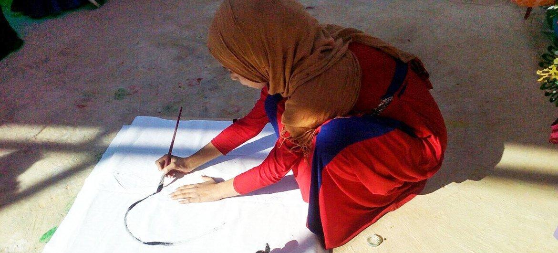 علياء، 16 عاما، أراد عمها أن يقدمها أمَة لداعش في الموصل.