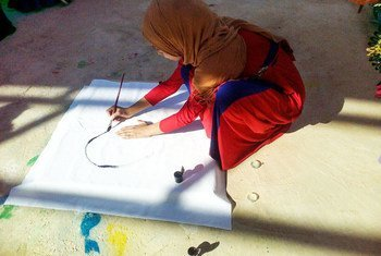 16-летней Алие удалось убежать от дяди, который намеревался отдать ее в рабство боевикам ИГИЛ в Мосуле.
