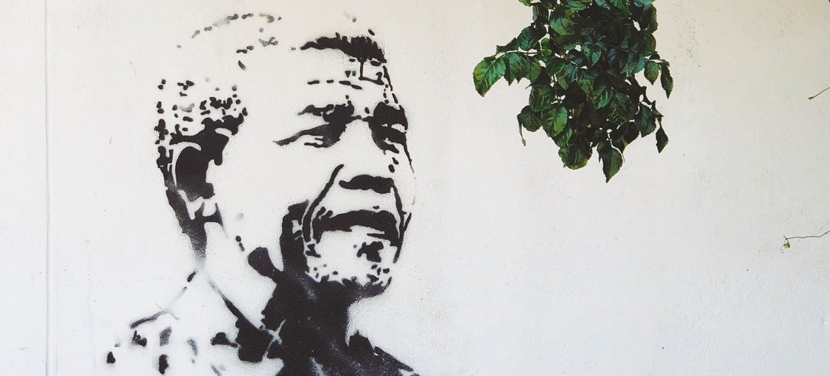 Call for 'dignity, equality, justice and human rights' rings out on Mandela Day