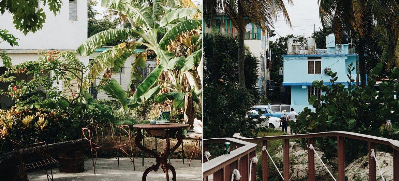 古巴著名的海滨度假胜地巴拉德罗。
