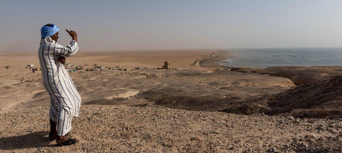 Falta de recursos é um dos motivos dos confitos na região do Sahel