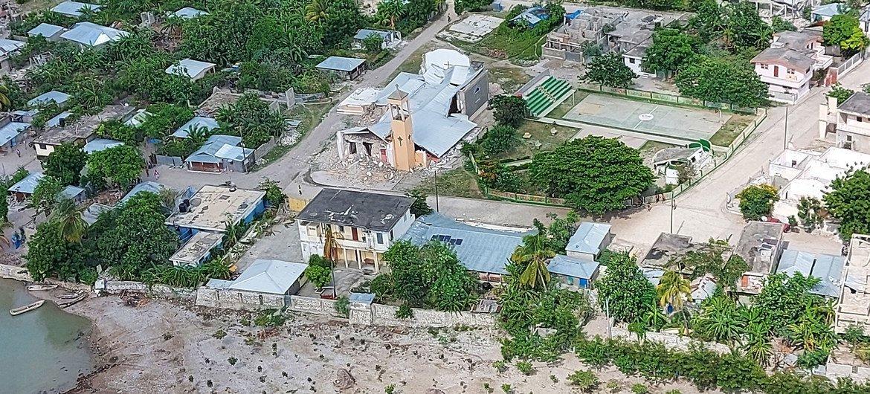 Un terremoto de 7,2 grados sacudió Haití el 14 de agosto de 2021.