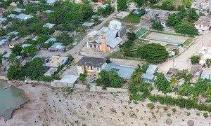 A 7.2 magnitude earthquake hit Haiti on August 14.