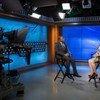 Presidente da 73ª Assembleia Geral, María Fernanda Espinosa, em entrevista no estúdio da ONU News