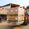 The Republic of Congo received just over 300,000 doses of the COVID vaccines through the COVAX Facility in August 2021.