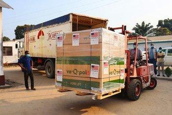 La République du Congo a reçu un peu plus de 300 000 doses de vaccins COVID par le biais de du programme COVAX en août 2021.