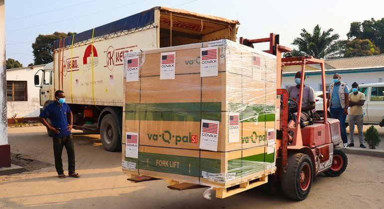 Africa faces 470 million COVID-19 vaccine shortfallthis year