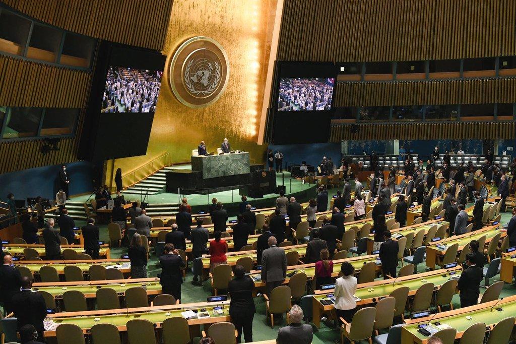Alguns líderes mundiais farão discursos na Assembleia Geral, outros participarão virtualmente.