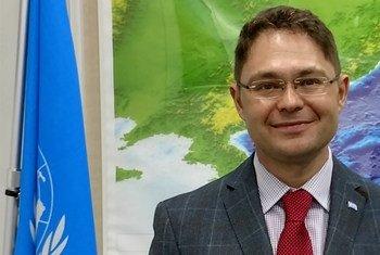Лев Неретин, руководитель группы по мерам безопасности, климатическим рискам и биоэкономике ФАО