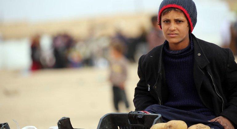 联合国严重关切:叙利亚阿尔霍尔营地十多人被杀害