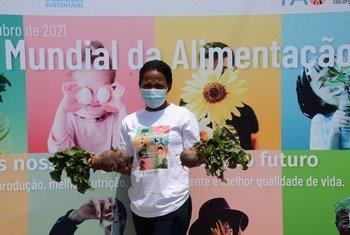 Comemorações da data em Maputo contaram com realização de ações de agropecuária e de gastronomia
