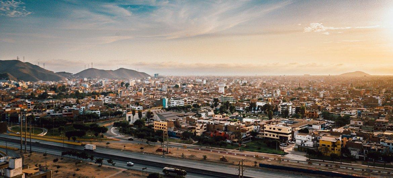Vista de Lima.